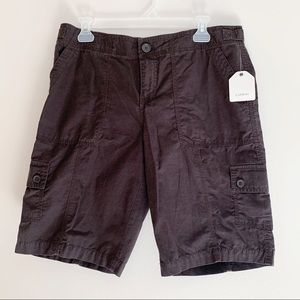 Caslon Brown Cargo Shorts